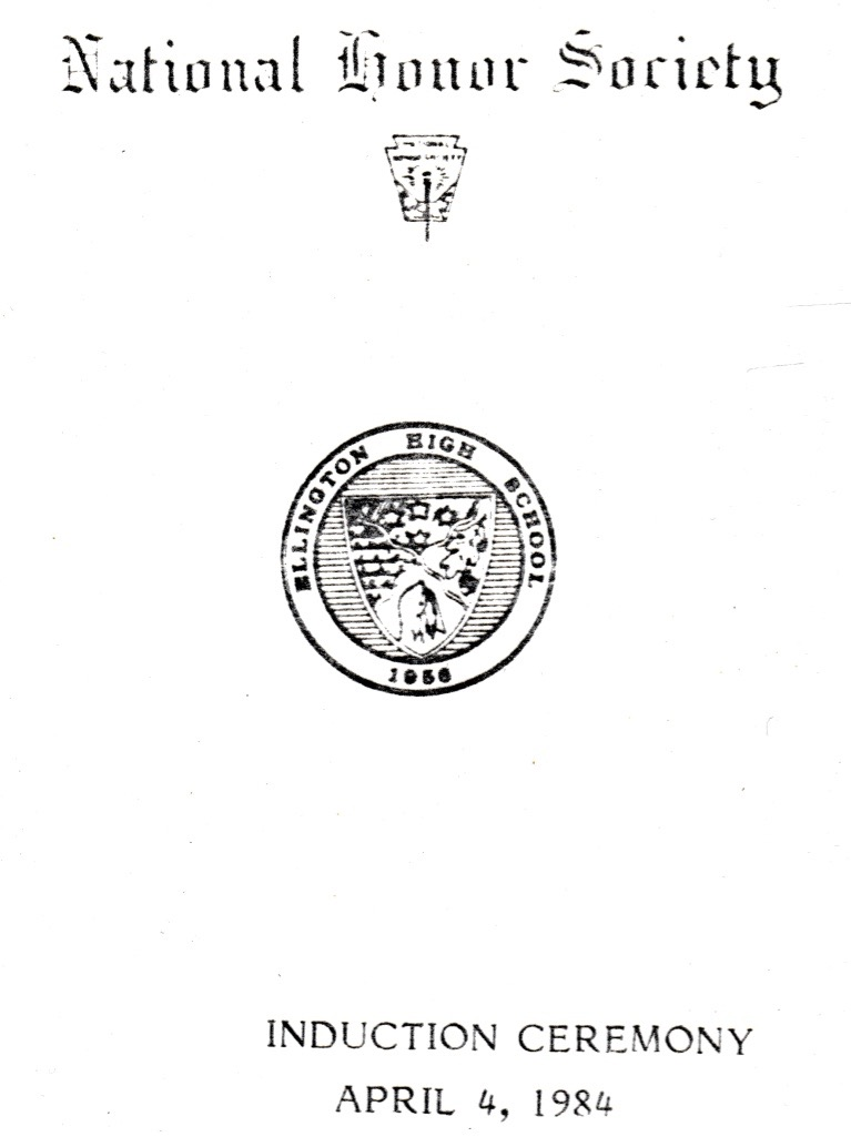 National Honor Society Certificate Template 19 National Honor